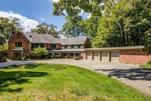 9950 Spring Mill Road, Indianapolis, IN 46290 (MLS #21749081) :: The Indy Property Source