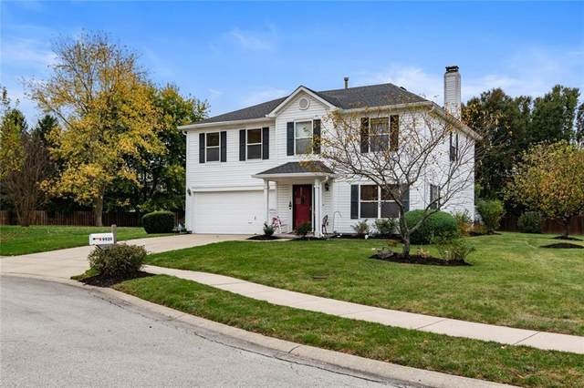 9920 Chinquapin Court, Carmel, IN 46032 (MLS #21749121) :: AR/haus Group Realty