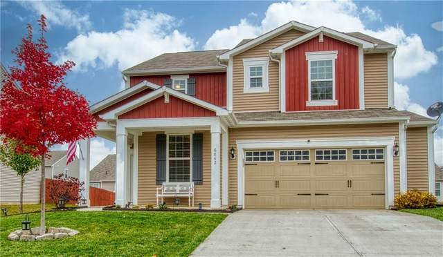 6842 Shooting Star Drive, Whitestown, IN 46075 (MLS #21749255) :: Anthony Robinson & AMR Real Estate Group LLC