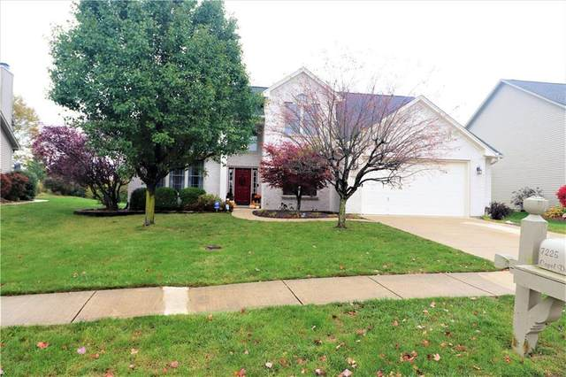 7225 Capel Drive, Indianapolis, IN 46259 (MLS #21749483) :: AR/haus Group Realty