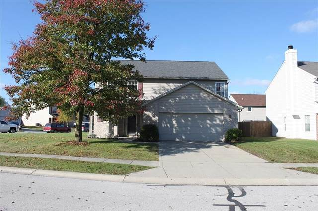 4070 Ash Lawn Road, Indianapolis, IN 46234 (MLS #21749512) :: The ORR Home Selling Team