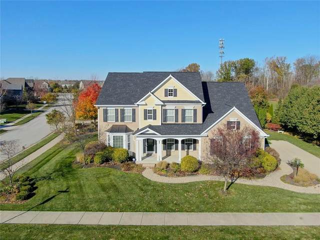 13926 Twin Lakes Circle W, Carmel, IN 46074 (MLS #21749543) :: The ORR Home Selling Team