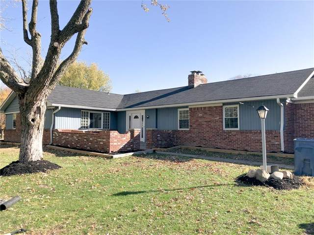 6419 E 55th Place, Indianapolis, IN 46226 (MLS #21749621) :: Anthony Robinson & AMR Real Estate Group LLC