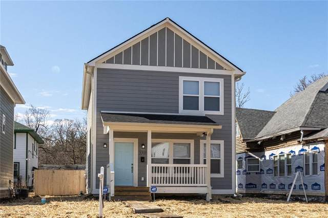 3308 Graceland Avenue, Indianapolis, IN 46208 (MLS #21749714) :: The Indy Property Source