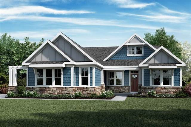 1391 Gatewick Drive, Greenwood, IN 46143 (MLS #21749823) :: The ORR Home Selling Team