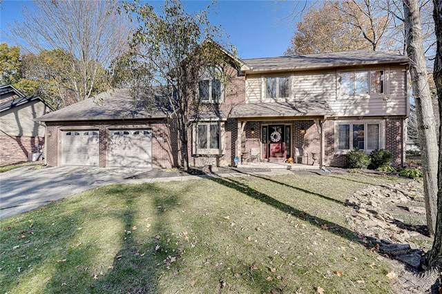 371 Wellington Parkway, Noblesville, IN 46060 (MLS #21749848) :: The ORR Home Selling Team