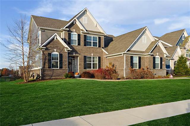 7398 English Court, Zionsville, IN 46077 (MLS #21749914) :: Anthony Robinson & AMR Real Estate Group LLC