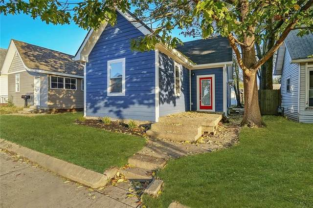 624 E Minnesota Street, Indianapolis, IN 46203 (MLS #21749938) :: Dean Wagner Realtors