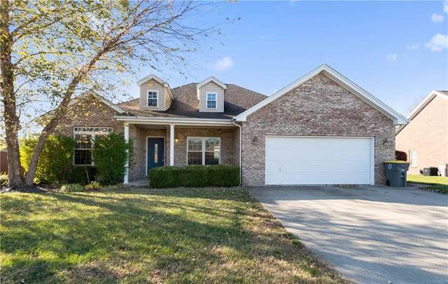 1636 Bell Ford Drive E, Seymour, IN 47274 (MLS #21750130) :: Richwine Elite Group
