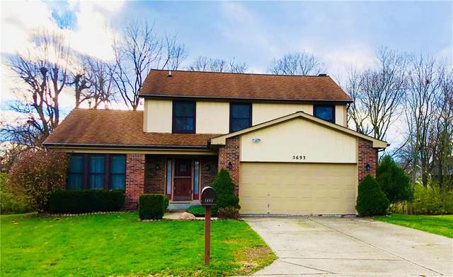 5693 Federalist Court, Indianapolis, IN 46254 (MLS #21750132) :: Realty ONE Group Dream
