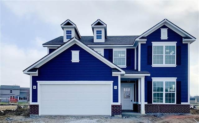 1425 Boots Trail, Greenfield, IN 46140 (MLS #21750211) :: The Evelo Team