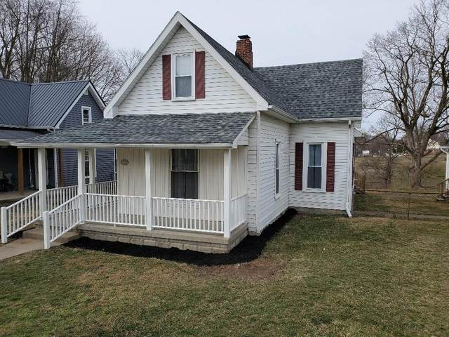 410 E Plum Street, Frankton, IN 46044 (MLS #21750259) :: Heard Real Estate Team | eXp Realty, LLC
