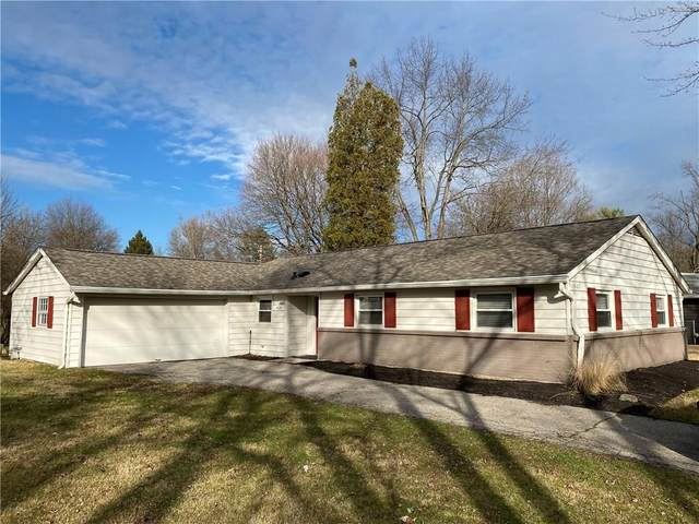 1820 W 72 Place, Indianapolis, IN 46260 (MLS #21750277) :: The ORR Home Selling Team
