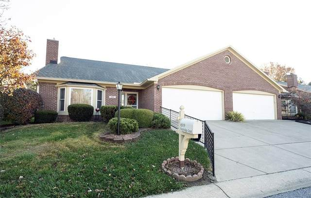 6519 Waybridge Court, Indianapolis, IN 46237 (MLS #21750393) :: Anthony Robinson & AMR Real Estate Group LLC