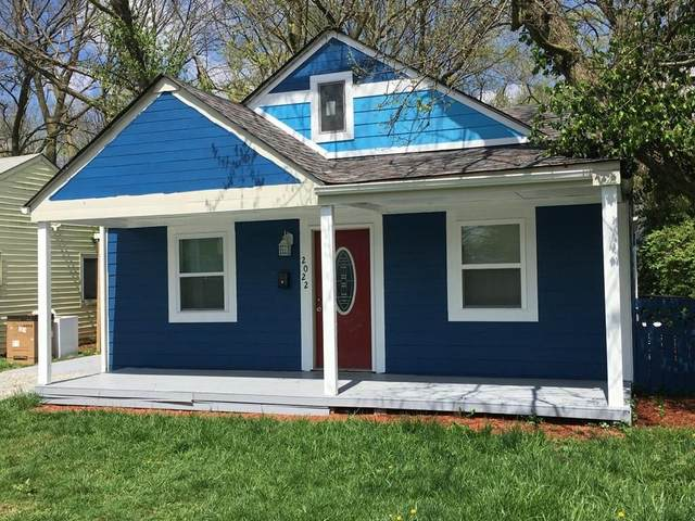 2022 E 34TH Street, Indianapolis, IN 46218 (MLS #21750426) :: RE/MAX Legacy