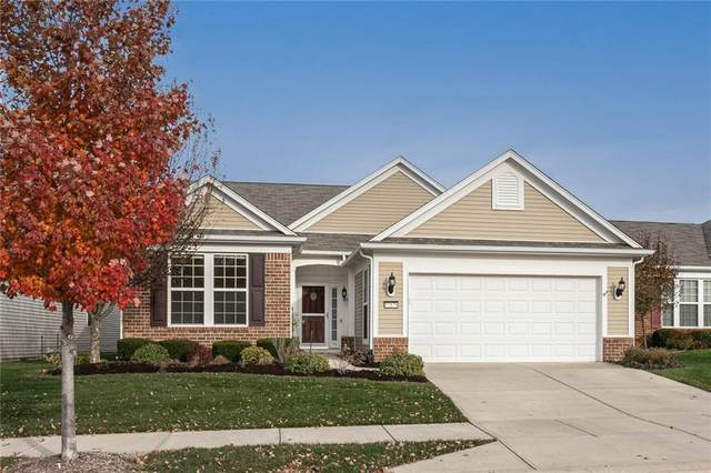 12875 Bardolino Drive, Fishers, IN 46037 (MLS #21750523) :: The Evelo Team