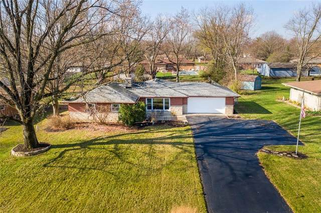 1126 Hathaway Drive, Indianapolis, IN 46229 (MLS #21750586) :: Mike Price Realty Team - RE/MAX Centerstone