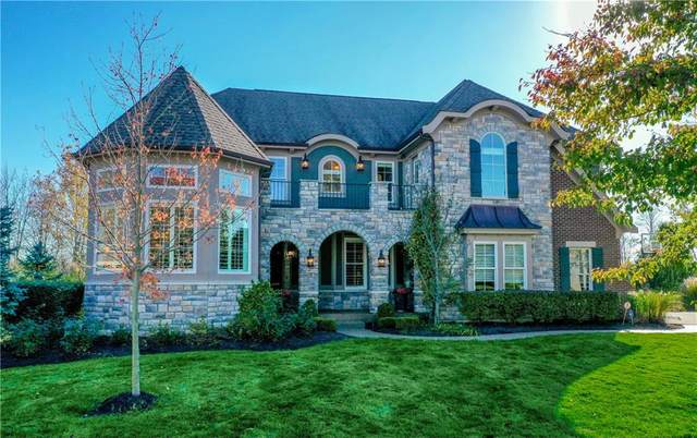 11851 Edgefield Drive, Fishers, IN 46037 (MLS #21750831) :: The ORR Home Selling Team