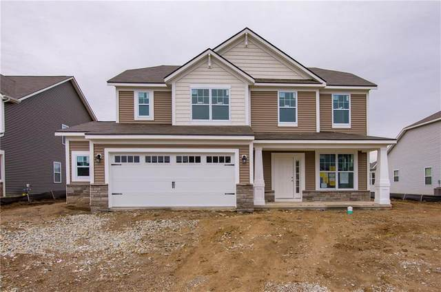 123 Lander Bluff Court, Cicero, IN 46034 (MLS #21750905) :: Realty ONE Group Dream