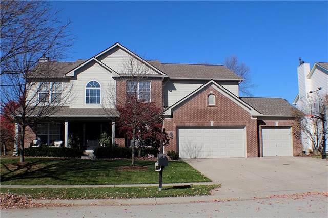 6070 Salisbury Lane, Noblesville, IN 46062 (MLS #21750984) :: The ORR Home Selling Team