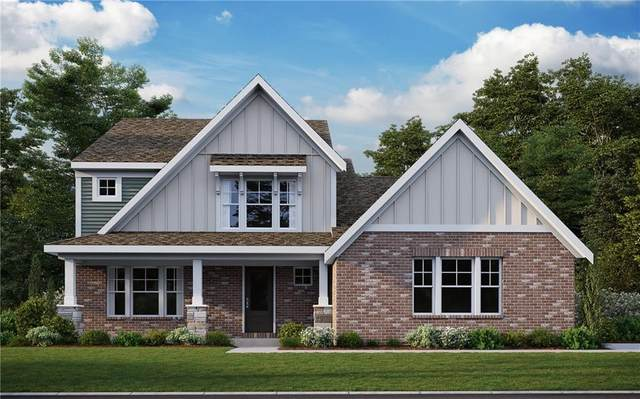 1061 Pond View Drive, Greenfield, IN 46140 (MLS #21751028) :: Ferris Property Group