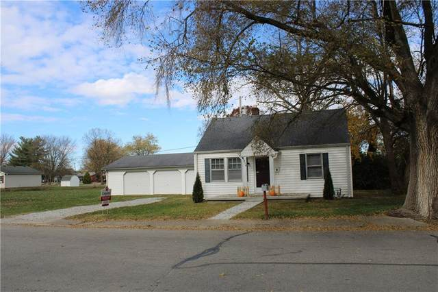 210 N Parkway Drive, Anderson, IN 46013 (MLS #21751112) :: AR/haus Group Realty