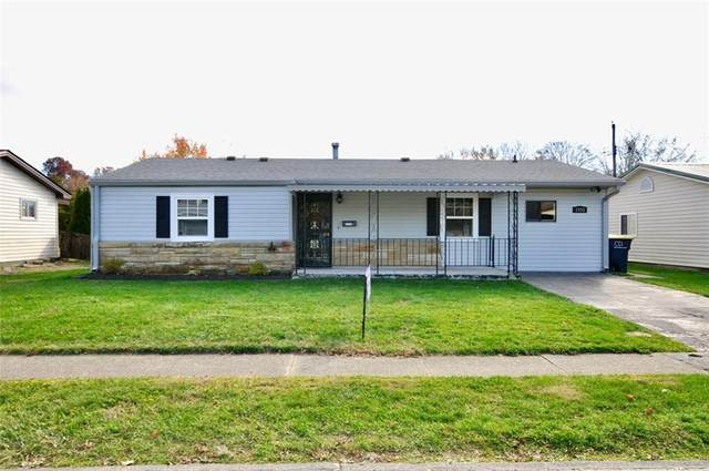 1995 Britton Drive, Beech Grove, IN 46107 (MLS #21751163) :: The ORR Home Selling Team