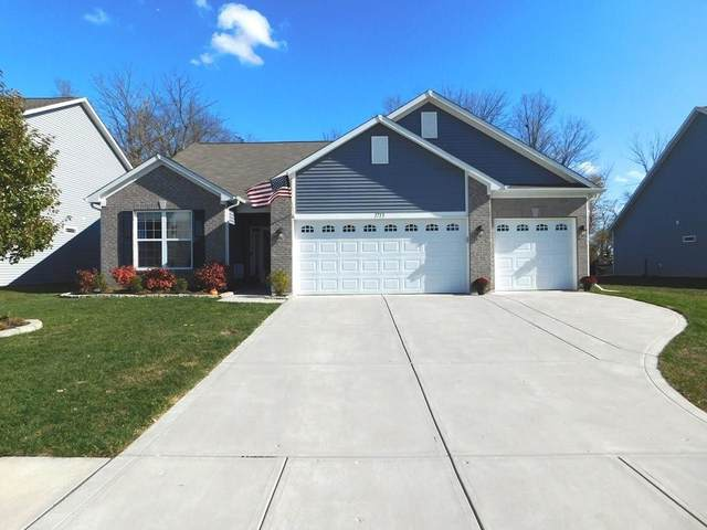 1713 Wedgewood Place, Avon, IN 46123 (MLS #21751218) :: Realty ONE Group Dream