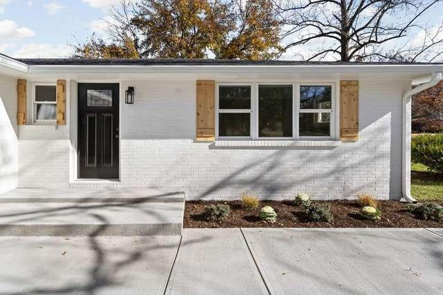 2326 W 66th Street, Indianapolis, IN 46260 (MLS #21751248) :: Richwine Elite Group