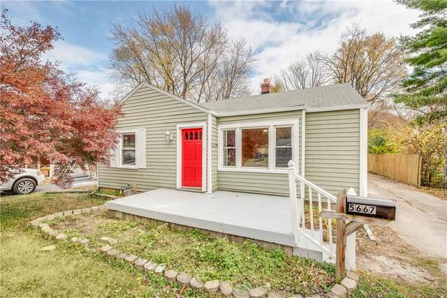 5667 Norwaldo Avenue, Indianapolis, IN 46220 (MLS #21751307) :: Ferris Property Group