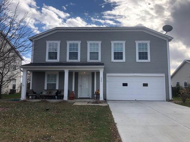 535 Reed Court, Greenfield, IN 46140 (MLS #21751579) :: The ORR Home Selling Team
