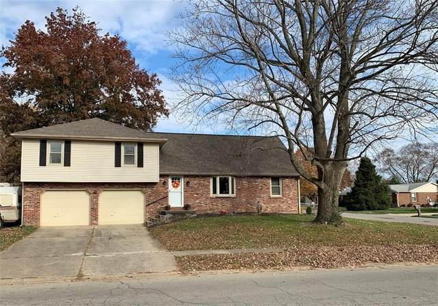 4542 29th Street, Columbus, IN 47203 (MLS #21751619) :: Mike Price Realty Team - RE/MAX Centerstone