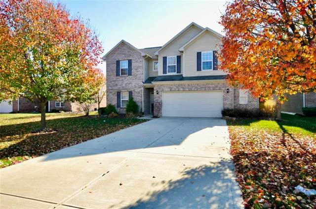 11593 Andreas Court, Fishers, IN 46038 (MLS #21751770) :: Richwine Elite Group