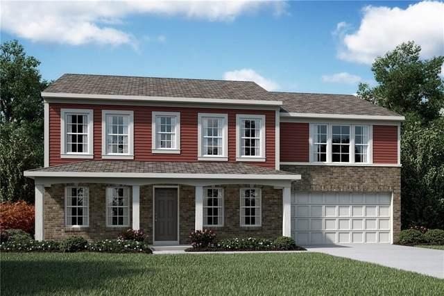 6303 N Woodbury Drive, Mccordsville, IN 46055 (MLS #21751978) :: AR/haus Group Realty