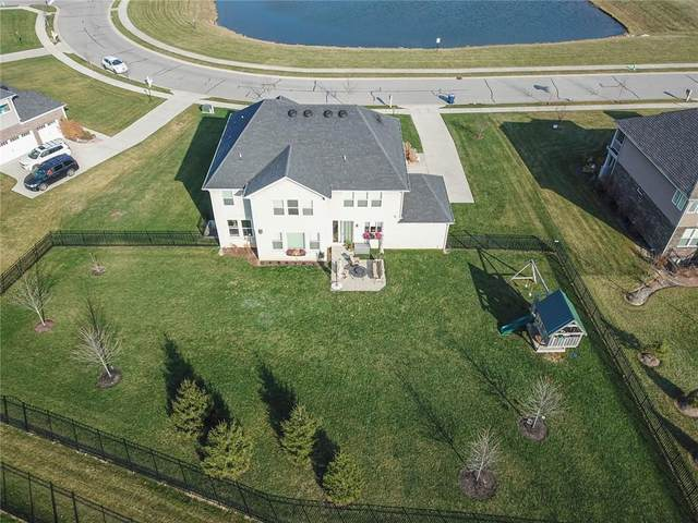 15581 Allistair Drive, Fishers, IN 46040 (MLS #21752001) :: Mike Price Realty Team - RE/MAX Centerstone