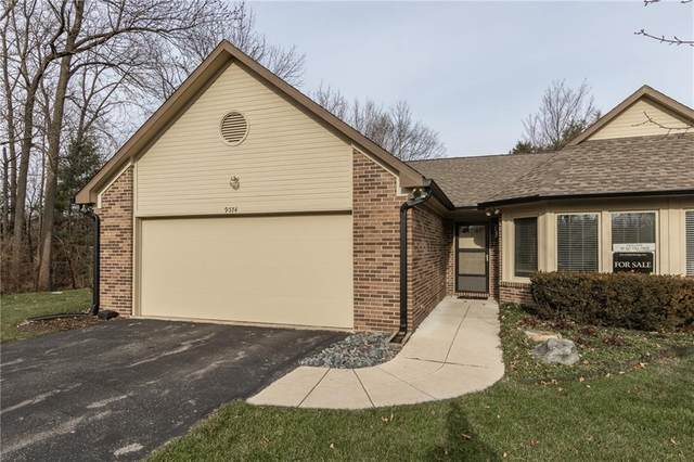 9574 Cadbury Circle #36, Indianapolis, IN 46260 (MLS #21752033) :: Realty ONE Group Dream