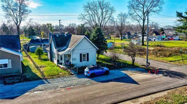 311 Walnut Street, Noblesville, IN 46060 (MLS #21752123) :: Dean Wagner Realtors