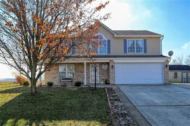 739 Quarterhorse Run, Bargersville, IN 46106 (MLS #21752345) :: Ferris Property Group