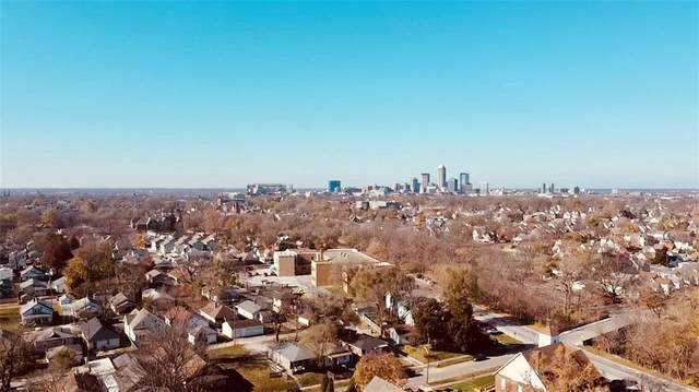 1541 Harlan Street, Indianapolis, IN 46203 (MLS #21752375) :: The Indy Property Source