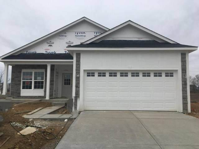 12171 Bates Court, Noblesville, IN 46060 (MLS #21752504) :: AR/haus Group Realty