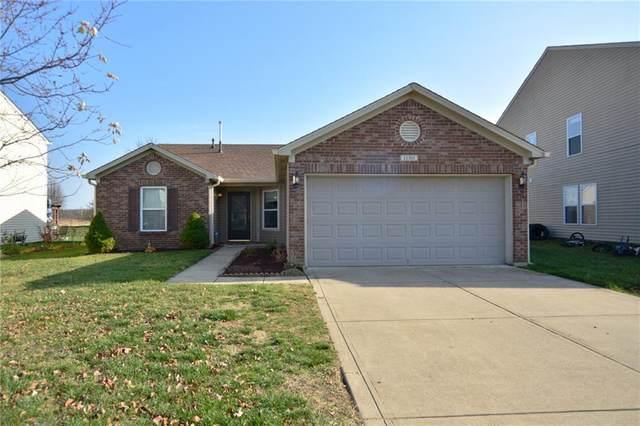 11301 N Creekside Drive, Monrovia, IN 46157 (MLS #21752747) :: The ORR Home Selling Team