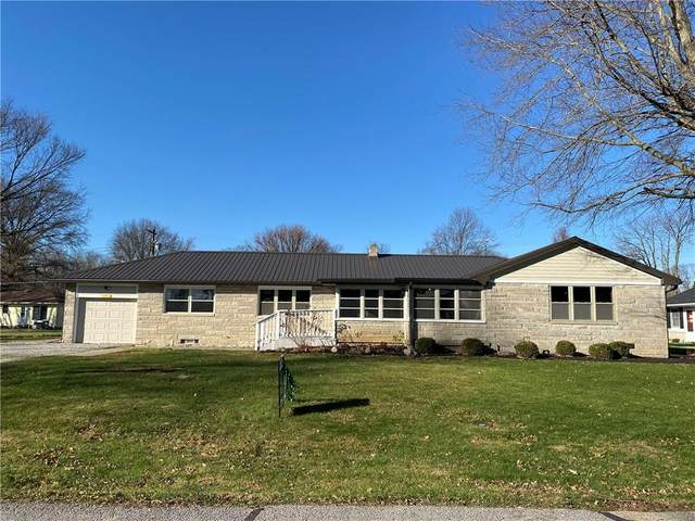 1035 S Walnut Street, Rushville, IN 46173 (MLS #21752808) :: AR/haus Group Realty