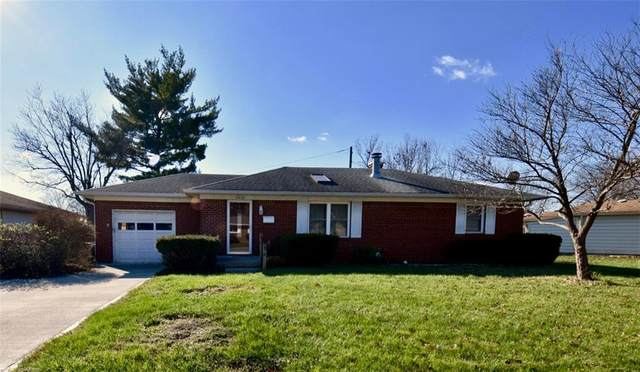 2412 Fisher Avenue, Speedway, IN 46224 (MLS #21752931) :: Realty ONE Group Dream