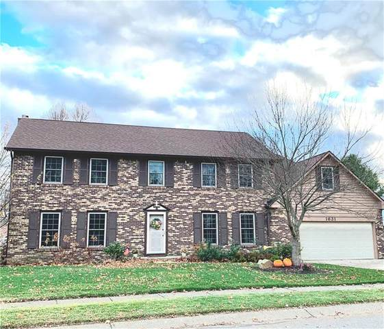 1631 N Beech Drive N, Plainfield, IN 46168 (MLS #21752969) :: Anthony Robinson & AMR Real Estate Group LLC