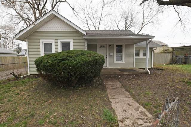 1710 Asbury Street, Indianapolis, IN 46203 (MLS #21754314) :: The Evelo Team