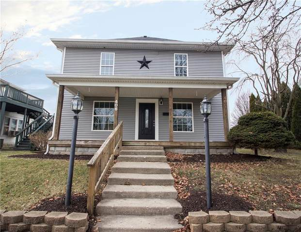 406 Ohio St S, Sheridan, IN 46069 (MLS #21754406) :: AR/haus Group Realty