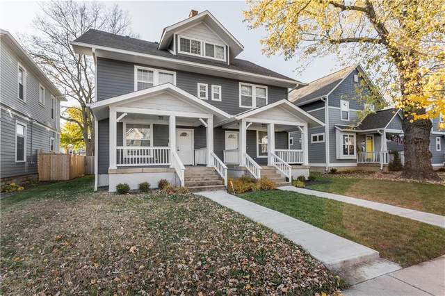 2618 N College Avenue, Indianapolis, IN 46205 (MLS #21754411) :: AR/haus Group Realty