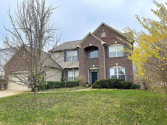 7134 Langham Court, Indianapolis, IN 46259 (MLS #21754609) :: AR/haus Group Realty