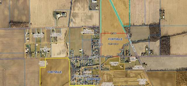 00 N 200 West Road, Fortville, IN 46040 (MLS #21754641) :: The Evelo Team