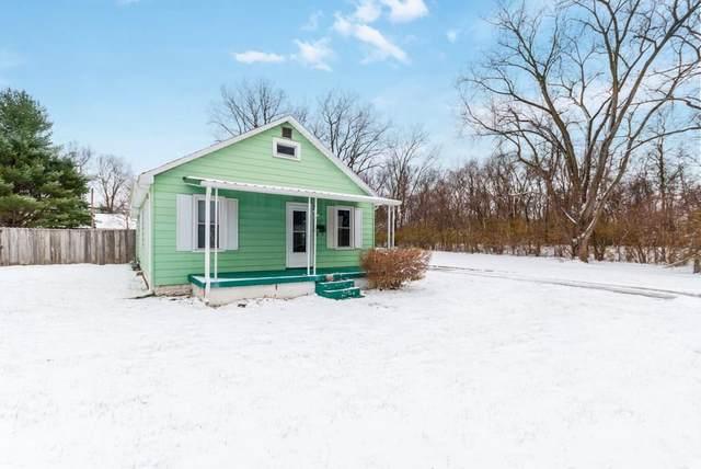 108 W Oak Street, Anderson, IN 46012 (MLS #21754685) :: Heard Real Estate Team | eXp Realty, LLC